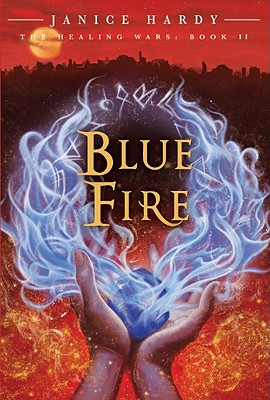 Blue Fire By Hardy, Janice